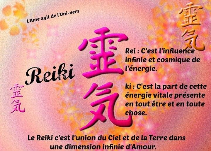 Le reiki c'est quoi