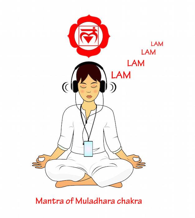 Guérison du chakra racine