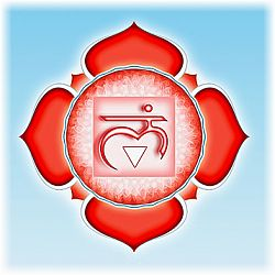 """root-chakra-red-250x250 """"width ="""" 250 """"height ="""" 250 """"srcset ="""" http://www.anahathanor.com/wp-content/uploads/2019/05/1557498142_386_Couleurs-de-Chakra-Signification-des-couleurs-des-7-chakras.jpg 250w, http://www.spiritualcoach.com/wp-content/uploads/2016/02/root-chakra-red-250x250-150x150.jpg 150w """"tailles ="""" (largeur maximale: 250px) 100vw, 250px """"/ ></p></noscript><p><strong>La couleur du chakra racine est rouge</strong> et est connecté au <strong>glandes surrénales</strong>. Les parties du corps associées incluent le <strong>les hanches</strong> et<strong> jambes</strong>, et les organes liés à ce chakra sont les <strong>vessie </strong>et<strong> reins</strong>. Le rouge est la fréquence la plus profonde et la plus basse du spectre de couleur du chakra. Au niveau émotionnel, le rouge est identifié comme étant la couleur de <strong>passion, colère</strong> et <strong>rage</strong>,<strong> danger</strong> ou <strong>alerte rouge</strong>,<strong> chaleur</strong> et<strong> énergie</strong>. Par exemple, lorsqu'une personne exerce ou exerce elle-même, ses joues deviennent souvent rouges à cause de l'excès de chaleur et du débit sanguin. Souvent, ceux qui s'identifient à ces émotions et / ou portent du rouge, sont des personnes fortement liées à leur forme physique – et, comme mentionné ci-dessus – négligent souvent d'autres éléments de leur nature tels que leur côté émotionnel et spirituel.</p><p>Le chakra racine et la couleur rouge sont également liés à la réaction instinctive de combat ou de fuite lorsque les gens se sentent en danger. Cette réponse vient d'un temps où les humains avaient besoin de se défendre et de se protéger des dommages tels que les animaux prédateurs. Cette réponse a bien servi de protection, en injectant de fortes doses d'adrénaline et de cortisol dans le corps, permettant ainsi à des rafales d'énergie de courir ou de se battre si nécessaire, d'où le nom de «combat ou fuite». Aujourd'hui, pour la plupart des gens, ce danger n'existe plu"""