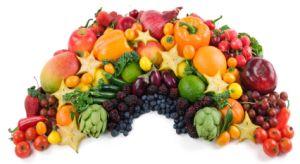 chakra-couleur-thérapie-nourriture