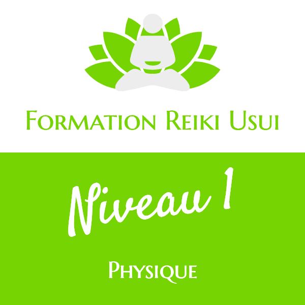 Les niveaux de reiki