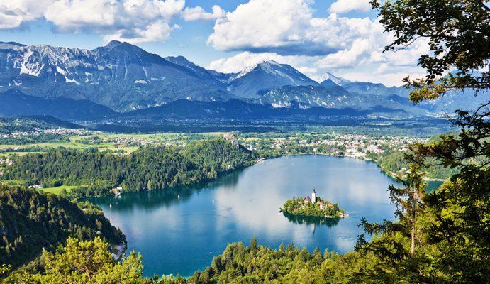 Slovénie: sentir le vert battre