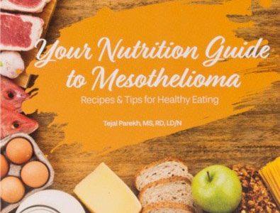 Guide de nutrition du mésothéliome