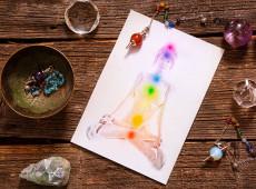 Pensée bénéfique: miracles manifestes avec les pendules de chakra