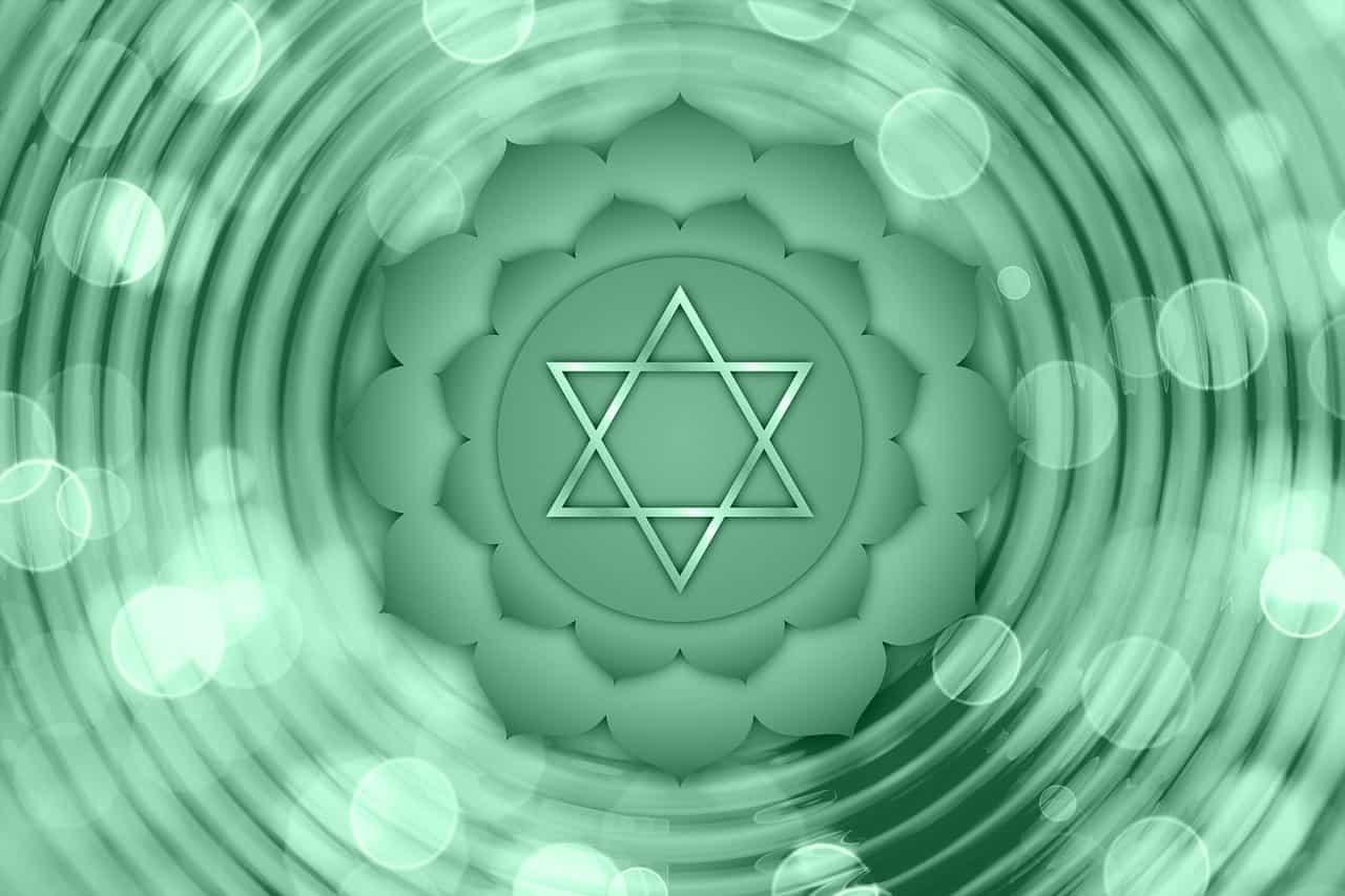 4 Anahata le chakra du cœur reikishamanichealing