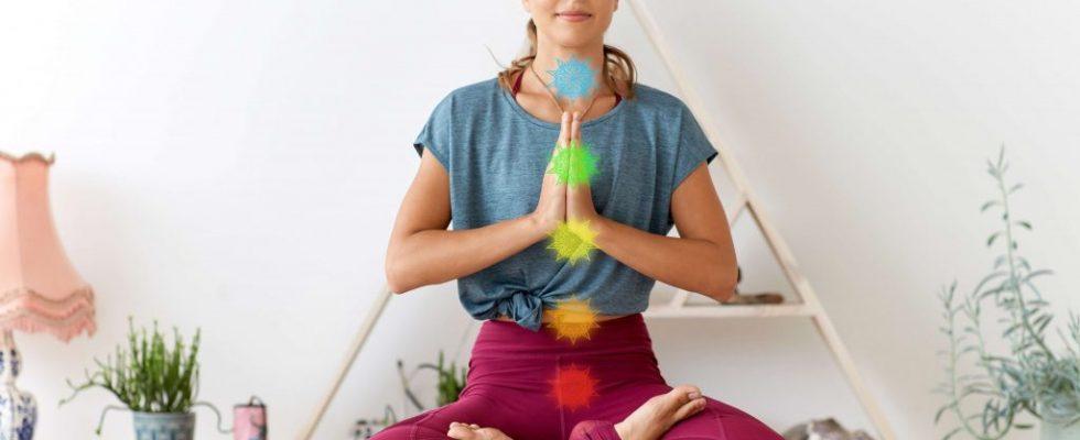 Méditation Chakra à la maison